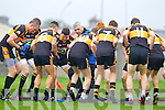 Austin Stacks in action against Saint Kierans in the Quarter Finals of the County Championship at Austin Stack Park on Sunday.