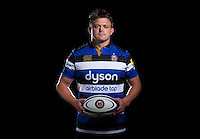 David Wilson poses for a portrait at a Bath Rugby photocall. Bath Rugby Media Day on August 24, 2016 at Farleigh House in Bath, England. Photo by: Rogan Thomson / JMP / Onside Images