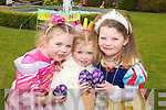 Pictured at the Easter Egg hunt in the Ballygarry house Hotel on Sunday morning were Grace Lucey and Rebecca O'Connor.