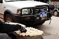 street food<br /> in Luang Prabang, Laos.
