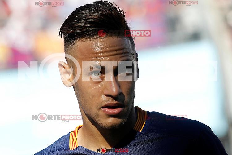FC Barcelona's Neymar Santos Jr during La Liga match. May 14,2016. (ALTERPHOTOS/Acero) /NortePhoto.com