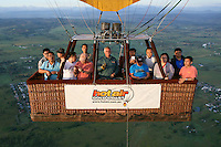 20150312 March 12 Hot Air Balloon Gold Coast