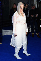 Anne Marie arriving for the Global Awards 2018 at the Apollo Hammersmith, London, UK. <br /> 01 March  2018<br /> Picture: Steve Vas/Featureflash/SilverHub 0208 004 5359 sales@silverhubmedia.com