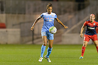 Chicago, IL - Saturday Sept. 24, 2016: Cara Walls during a regular season National Women's Soccer League (NWSL) match between the Chicago Red Stars and the Washington Spirit at Toyota Park.