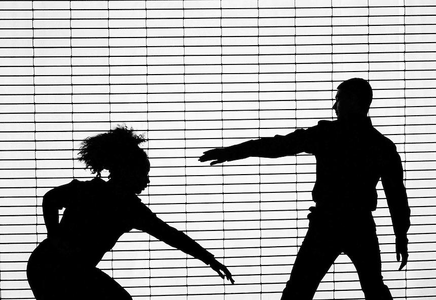 Jonah Bokaer & Judith Sanchez Ruiz.in REPLICA