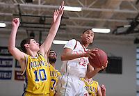 University Freshman Basketball 2/15/2016