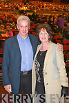 Pictured at Elvis concert at the INEC, Killarney, on Saturday were l-r: John and Breda Cashel (Tralee).