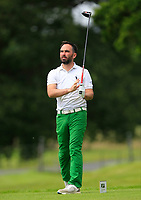 Martin Woodbridge (Yearwood Lakes GC) on the 7th tee during Round 1 of the Titleist &amp; Footjoy PGA Professional Championship at Luttrellstown Castle Golf &amp; Country Club on Tuesday 13th June 2017.<br /> Photo: Golffile / Thos Caffrey.<br /> <br /> All photo usage must carry mandatory copyright credit     (&copy; Golffile | Thos Caffrey)