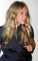 CHLOE SEVIGNY 2004<br /> AT OLYMPUS FASHION WEEK: MARC JACOBS SPRING 2005 COLLECTION AT PIER 54 IN NEW YORK CITY <br /> Photo By John Barrett/PHOTOlink