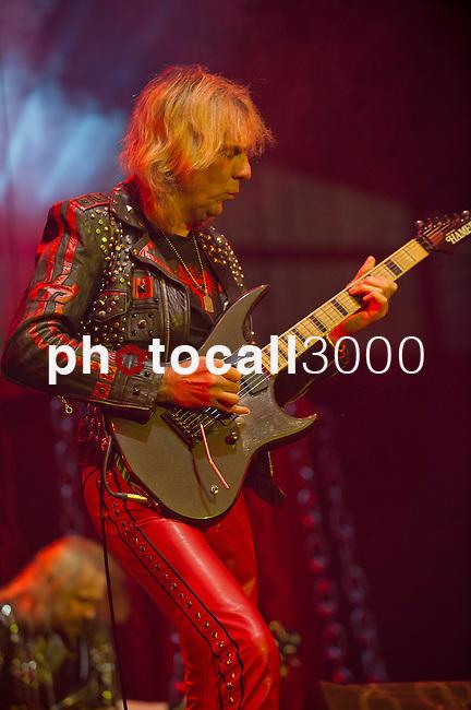Judas Priest in concert (San Sebastian)