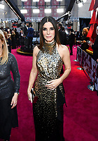 Sandra Bullock arrives at the Oscars on Sunday, March 4, 2018, at the Dolby Theatre in Los Angeles. (Photo by Charles Sykes/Invision/AP)