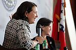 Clinton School: Deborah Jospin & Shirley Sagawa