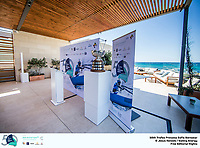 The Trofeo Princesa Sofia Iberostar celebrates this year its 50th anniversary in the elite of Olympic sailing in a record edition, to be held in Majorcan waters from 29th March to 6th April, organised by Club Nàutic S'Arenal, Club Marítimo San Antonio de la Playa, Real Club Náutico de Palma and the Balearic and Spanish federations. ©Jesus Renedo/SAILING ENERGY/50th Trofeo Princesa Sofia Iberostar<br /> 27 March, 2019.