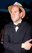 Matt Drudge at one of the receptions prior to the 2005 White House Correspondents Dinner in Washington, D.C. on April 30, 2005.<br /> Credit: Ron Sachs / CNP<br /> (RESTRICTION: NO New York or New Jersey Newspapers or newspapers within a 75 mile radius of New York City)