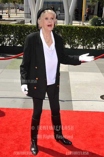 Elaine Stritch at the 2009 Creative Arts Emmy Awards at the Nokia Theatre L.A. Live in Downtown Los Angeles..September 12, 2009  Los Angeles, CA.Picture: Paul Smith / Featureflash