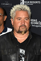 LAS VEGAS, NV - MAY 11: Guy Fieri at the Grand Tasting during the 12th Annual Vegas Uncork&rsquo;d by Bon App&eacute;tit at Garden of the Gods Pool Oasis at Caesars Palace on May 11, 2018. <br /> CAP/MPI/DAM<br /> &copy;DAM/MPI/Capital Pictures
