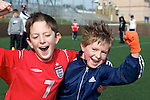 Pix: Shaun Flannery/shaunflanneryphotography.com..COPYRIGHT PICTURE>>SHAUN FLANNERY>01302-570814>>07778315553>>..13th April 2010...........NHS Barnsley..Childrens 'multiskills' event at Shaw Lane.