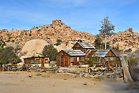 Keys Ranch House and Store at Joshua Tree National Park
