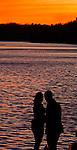 Poconos, Northeast Pennsylvania, Lake Harmony, Carbon County, Romantic Couple