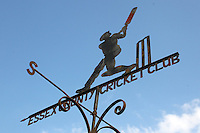 Blue skies behind the weather vane during Essex CCC vs Glamorgan CCC, Specsavers County Championship Division 2 Cricket at the Essex County Ground on 15th September 2016