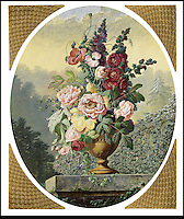 BNPS.co.uk (01202) 558833<br /> Picture: Bonhams<br /> <br /> The Copeland plaque by Charles Ferdinand Hurten, 1879. est &pound;15,000<br /> <br /> It is the ultimate garden sale -- The aristocrat Cunliffe-Copeland family are auctioning off millions of pounds of antiques in a unique sale of the entire contents of their stately home Trelissick House near Truro in Cornwall. For generations the family have filled the magnificent The 18th century manor with treasures acquired from travels around the globe.<br /> <br /> 58 years ago the house was left to the National Trust on the condition members of the family could carry on living in the property. But the current incumbent, William Copeland and wife Jennifer, have decided to buy a normal-sized family home and are unable to take the hundreds of heirlooms with them. So they are holding a two-day sale of ancient ornaments, paintings, furniture, jewellery, silverware, books, rugs and wine in the grounds of Trelissick House, near Truro, later this month, and hope to raise &pound;3million