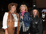 Rosaleen Dillon, Ann Fulam and Noeleen Balfe at the Hoedown in Lobinstown held at Meade Potato Company. Photo:Colin Bell/pressphotos.ie