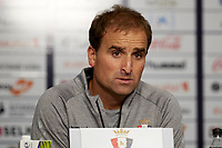 Jagoba Arrasate (Coach; CA Osasuna) during the Spanish <br /> la League soccer match between CA Osasuna and CF Reus at Sadar stadium, in Pamplona, Spain, on Wednesday, September 12, 2018.