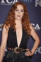 WEST HOLLYWOOD, CA - AUGUST 02: Rachelle Lefevre arrives at the FOX Summer TCA 2018 All-Star Party at Soho House on August 2, 2018 in West Hollywood, California.<br /> CAP/ROT/TM<br /> &copy;TM/ROT/Capital Pictures