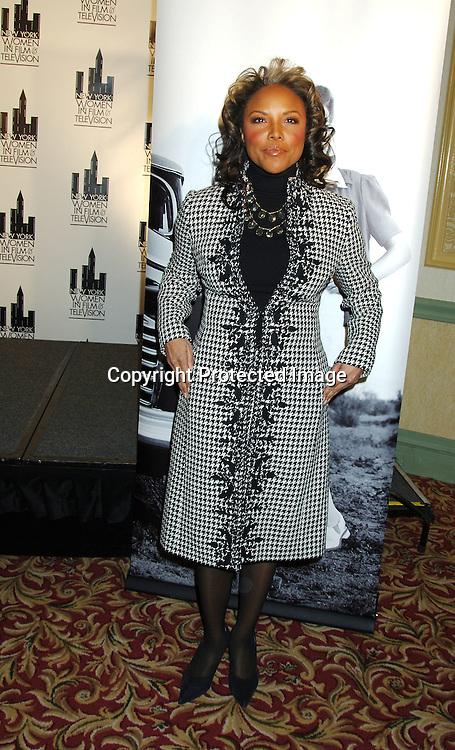 Lynn Whitfield ..at The New York Women in Film and Televison 25th Annual ..Muse Awards luncheon on December 13, 2005 at The New York Hilton Hotel. ..Photo by Robin Platzer, Twin Images