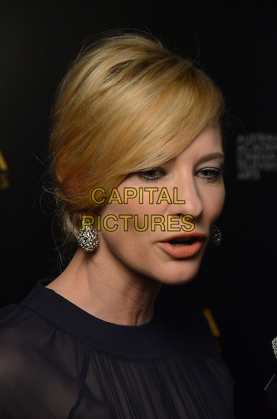 10 January 2014 -  West Hollywood, California - Cate Blanchett. Arrivals for the 3rd AACTA International Awards at the Sunset Marquis in West Hollywood, Ca. <br /> CAP/ADM/BT<br /> &copy;Birdie Thompson/AdMedia/Capital Pictures