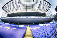 An unusual view of the stands at Portman Road during Ipswich Town vs Wigan Athletic, Sky Bet EFL League 1 Football at Portman Road on 13th September 2020