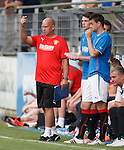 Kenny McDowall makes tactical changes