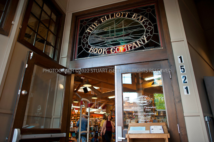 6/15/2011--Seattle, WA, USA..The Elliott Bay Book Company in Seattle, WASH...The Elliott Bay Book Company (1521 Tenth Ave, 206-624-6600, www.elliottbaybook.com) abandoned Pioneer Square to relocate to the Pike-Pine Corridor in Seattle's Capitol Hill neighborhood...©2011 Stuart Isett. All rights reserved.