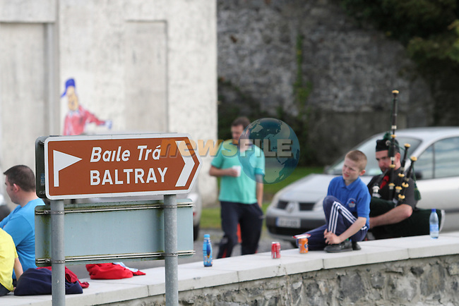 All Ireland Junior and Novice Road Bowling Finals hosted by the Drogheda and District Road Bowls Club on the Baltray Road, Drogheda, Co.Louth....Photo NEWSFILE/Jenny Matthews.