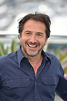 CANNES, FRANCE -Edouard Baer, comedian and Master of ceremonies for the 72nd annual Cannes Film Festival on May 14, 2019 in Cannes, France. <br /> CAP/PL<br /> &copy;Phil Loftus/Capital Pictures