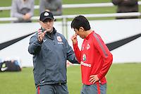 05.11.2014: Eintracht Frankfurt Training