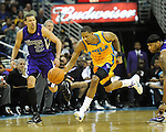 The New Orleans Hornets defeat the Sacramento Kings, 115-103, in NBA action at the New Orleans Arena. Images within this gallery are not available for purchase and appear solely as a representation of my photography.