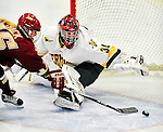 2010-10-16 NCAA: Boston College at Vermont Women's Ice Hockey