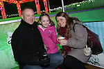 Celtic Manor Resort Christmas Kingdom 2014<br /> Tim, Cerys &amp; Steph Miles.<br /> 29.11.14<br /> &copy;Steve Pope -FOTOWALES
