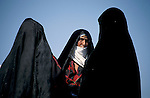 Israel, Bedouin women in the Negev