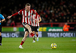 Oli McBurnie of Sheffield Utd during the Premier League match at Bramall Lane, Sheffield. Picture date: 5th December 2019. Picture credit should read: Simon Bellis/Sportimage