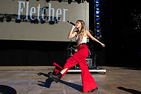 MOUNTAIN VIEW, CALIFORNIA - JUNE 2: Fletcher performs during Wild 94.9's Wazzmatazz at Shoreline Amphitheatre on June 2, 2019 in Mountain View, California. <br /> CAP/MPI/IS/CT<br /> ©CT/IS/MPI/Capital Pictures