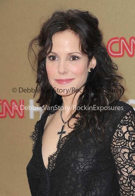 Mary-Louise Parker attends CNN Heroes - An Allstar Tribute held at The Shrine Auditorium in Los Angeles, California on December 11,2011                                                                               © 2011 DVS / Hollywood Press Agency