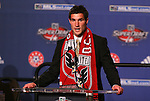 15 January 2009: Chris Pontius was taken with the seventh overall pick by DC United. The 2009 Major League Soccer SuperDraft was held at the Convention Center in St. Louis, Missouri in conjuction with the National Soccer Coaches Association of America's annual convention.