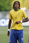 06 July 2007: Brazil's Jo. The Under-20 Men's National Team of the United States defeated Brazil's Under-20 Men's National Team 2-1 in a Group D opening round match at Frank Clair Stadium in Ottawa, Ontario, Canada during the FIFA U-20 World Cup Canada 2007 tournament.