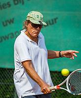 Etten-Leur, The Netherlands, August 26, 2017,  TC Etten, NVK, Etto van Waning (NED)<br /> Photo: Tennisimages/Henk Koster