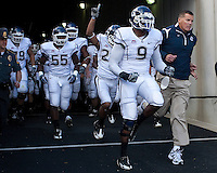 UConn Huskies vs Pittsburgh Panthers 10-10-09