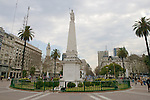 Liberation Statue, Plaza de Mayo, May 25 1810