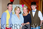 Clara Kate Doyle Killarney celebrated her 21st birthday with her family and friends in the Beaufort Bar on Friday night l-r: Toddy, Clara Kate, Brenda and Tom Doyle