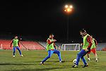 FUDBAL, JOHANEZBURG, 20. Jun. 2010. - Vecernji trening reprezentacije Srbije na Rand stadionu pred mec sa Australijom. Foto: Nenad Negovanovic